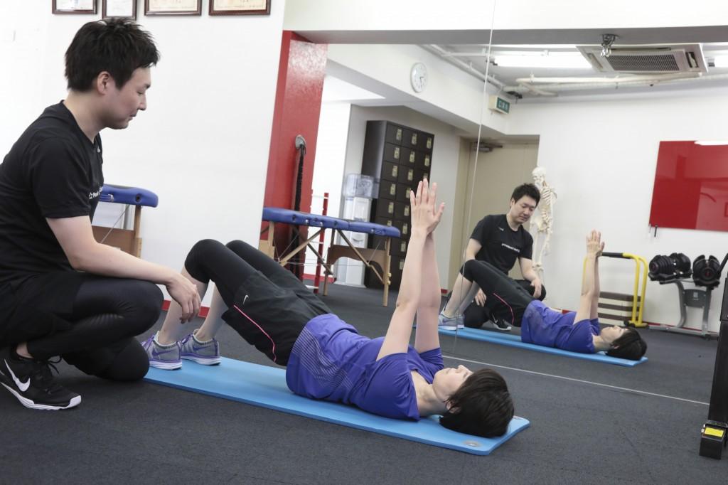 ◆トレーニング(1)