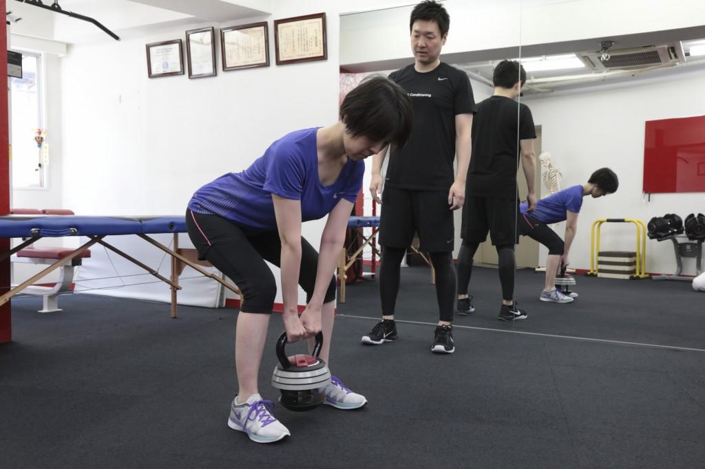 ◆トレーニング(2)