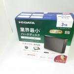 【浦安 新浦安】電化製品 買取 大黒屋 家電 HDCZ-UT3K  TV・PC用 外付ハードディスク パソコン 精密機器をお買取させていただきました。浦安西友前店