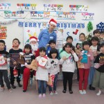 Christmas party!! 盛岡南校